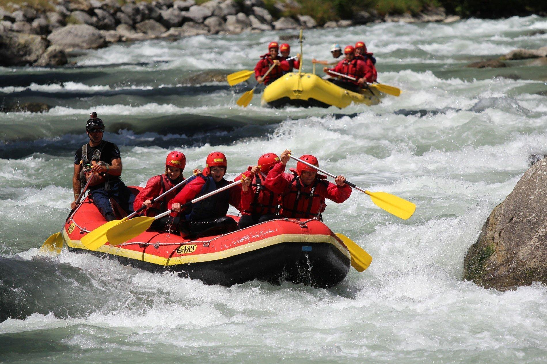Rafting Val di Sole - Ursus Adventures