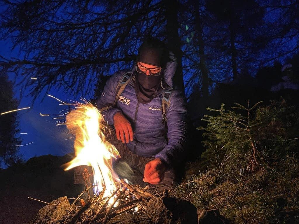 Bushcraft in Val di Sole: i segreti del bosco