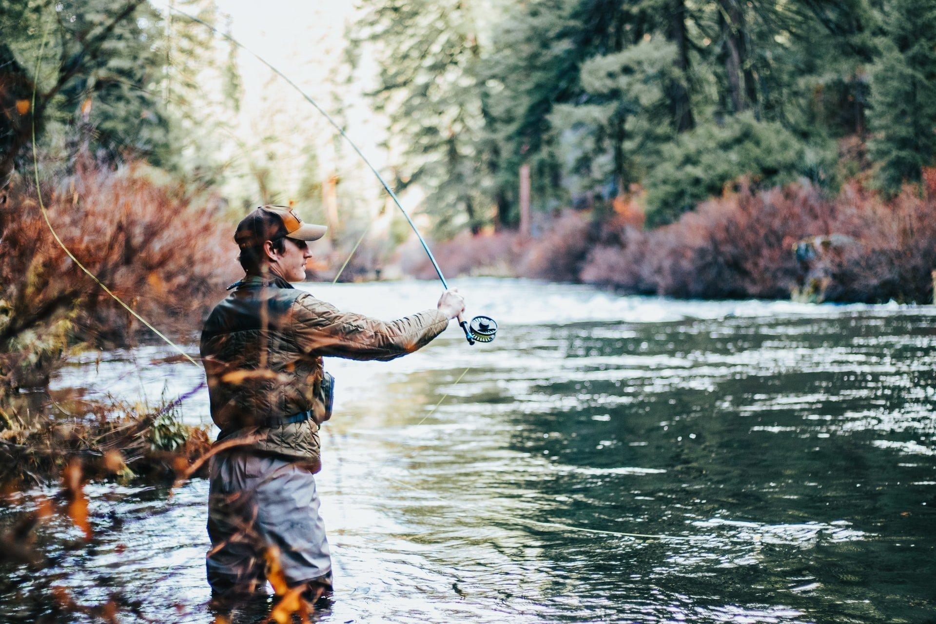 fishing adventure Val di Rabbi