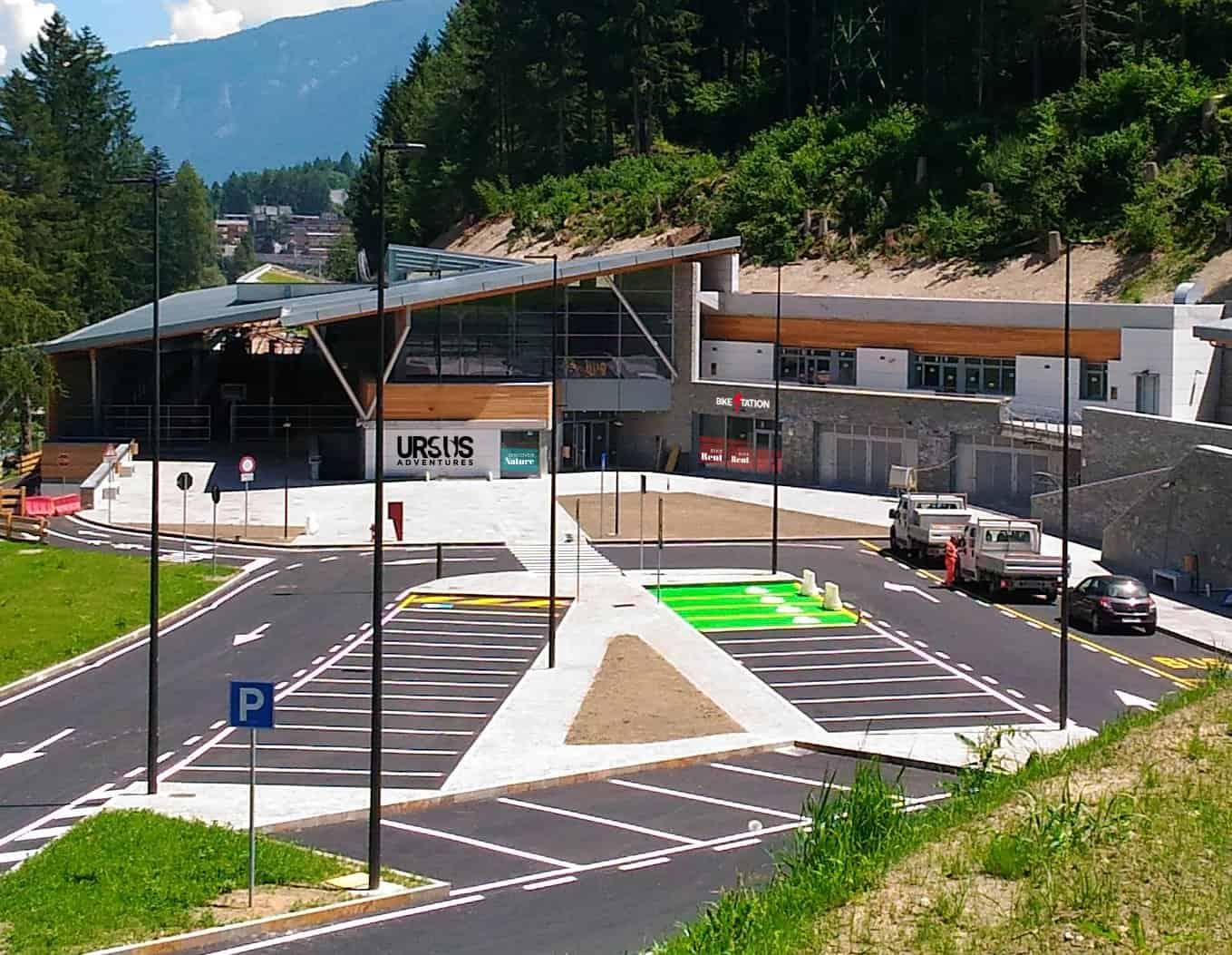 noleggio mountain bike Val di Sole Mezzana bike station