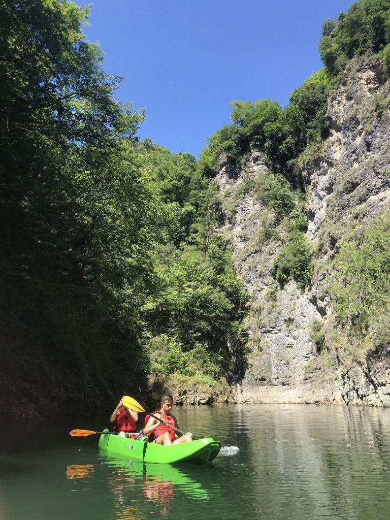 Canyon San Romedio